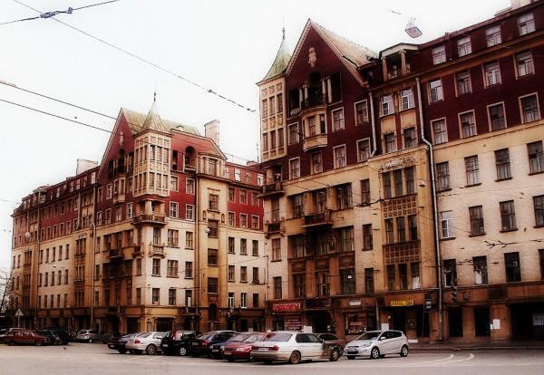 Старорусская, 5/Новгородская, 3. Яковлев Иван Иванович, 1913-5 гг.