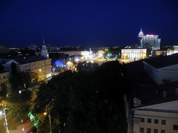 На Плехановскую улицу и площадь Ленина
