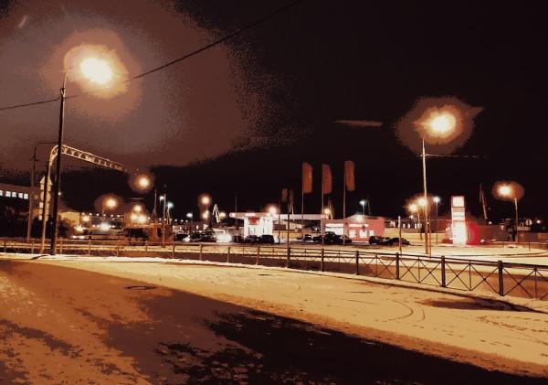 Она же -- Dünaburg Straße, Daugavpils iela, Двинская улица.