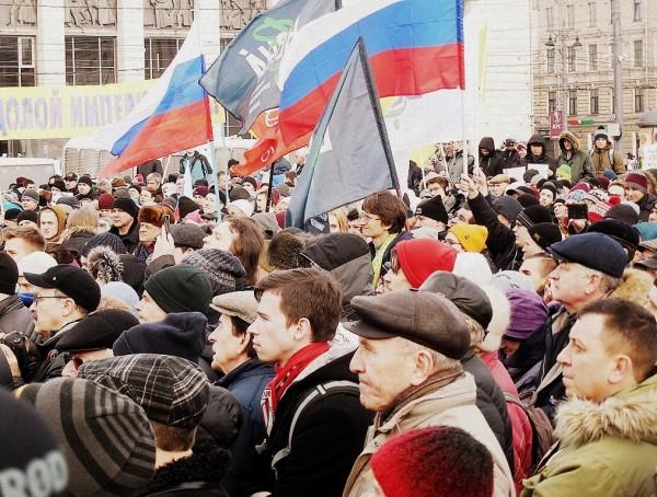 Петербург, 24 февраля 2019 г.
