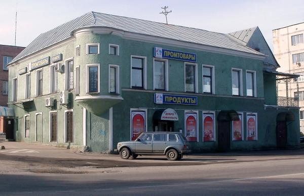 Магазин Пааволайнена (Paavolaisen kauppa)