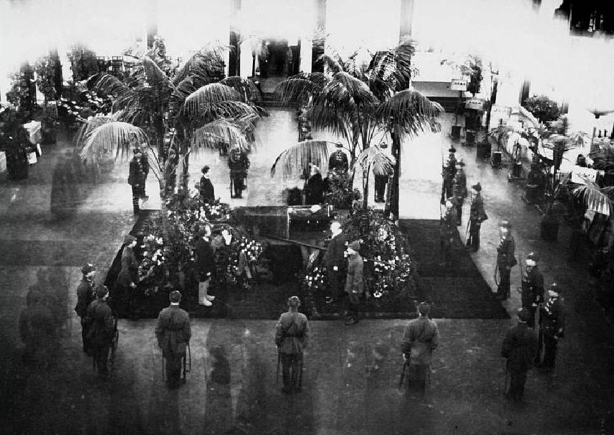Похороны 39