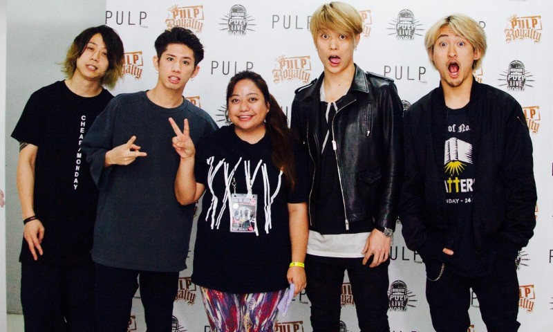 One ok rock 2016 35xxxv asia tour live in manila always at the meet and greet 3 m4hsunfo