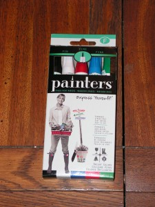 This set of five paint pens is fantastic.