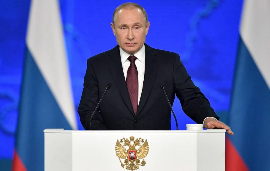Что предлагает Владимир Путин?