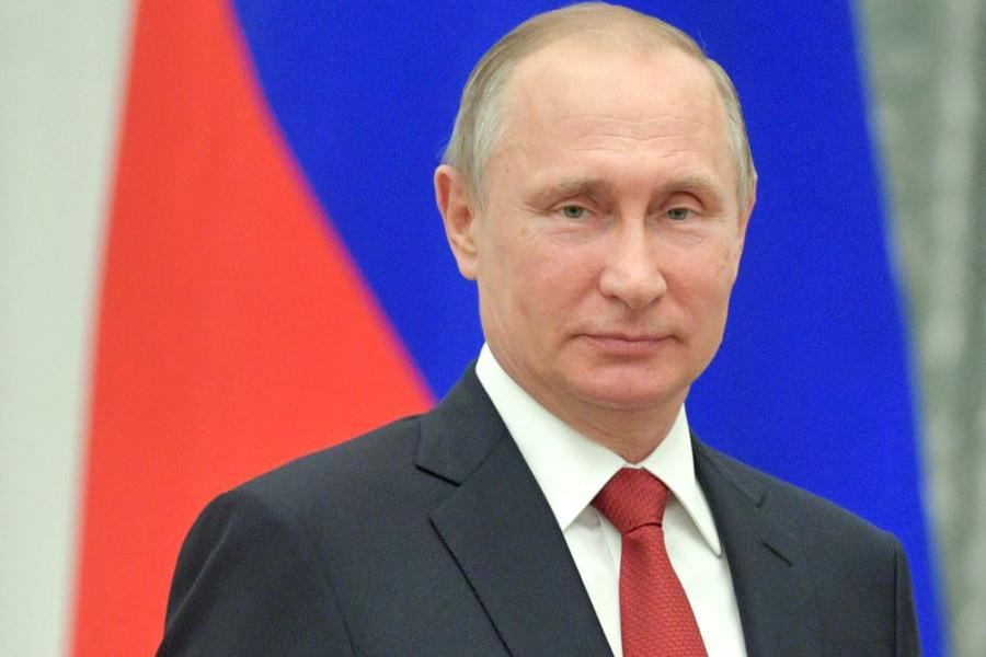 Почему я поддерживаю Владимира Путина