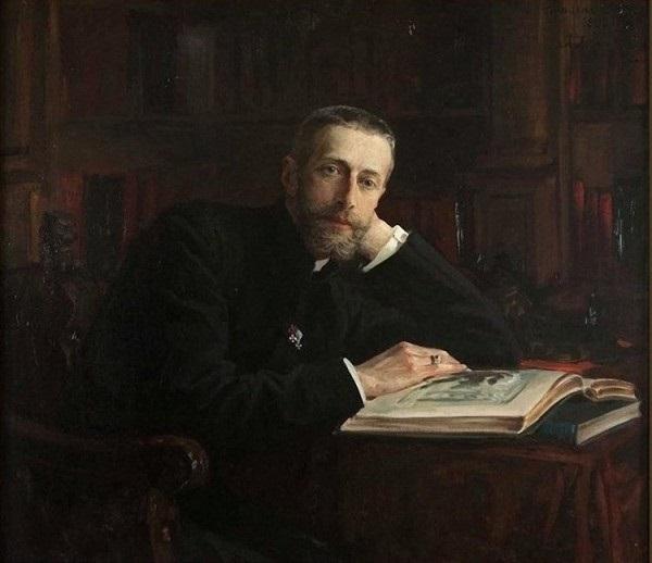 К.Р. худ. А.М. Леонтовский, 1906 г.
