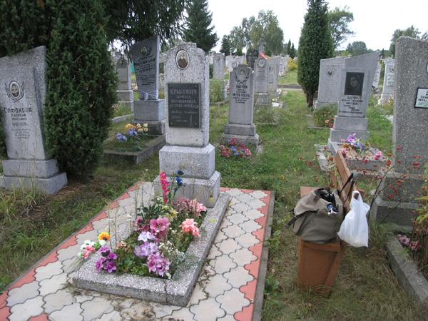 Брест. Бабушкина могила - 1