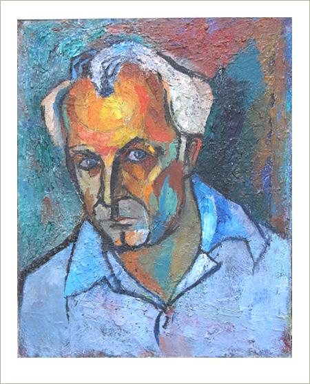 Портрет Отца. 1984 - 3