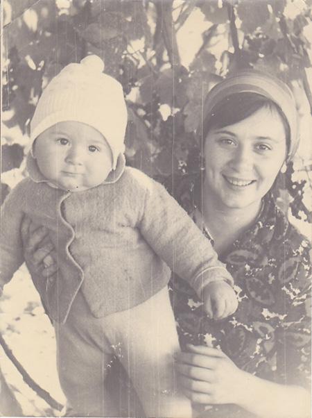 Мама - Со мной. Сальяны -6