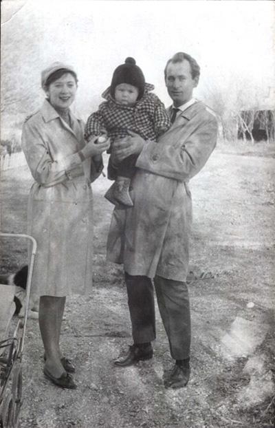 Мама, отец и я