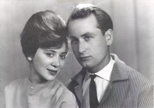 Мама и Отец. Брест. 1963
