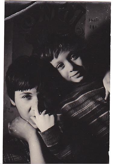 Мы с Ромой. 1979 - 2