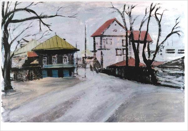 Александр Чемакин