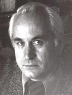 Юрий Михайлович Фёдоров - снимок М.Гардубея. 1985 год