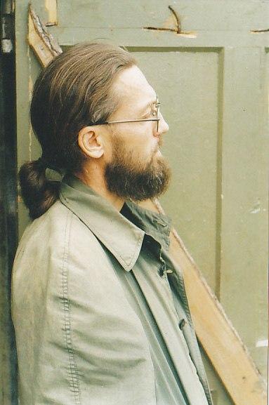 Саша Чемакин. 1998