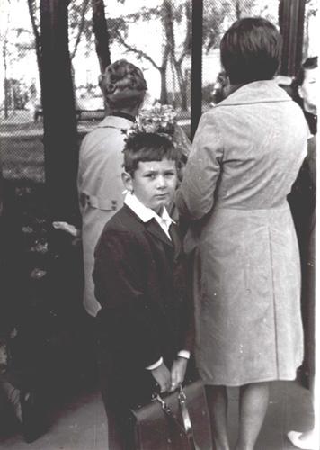 Олег Фёдоров - Москва. 1972 год. 1 сентября..
