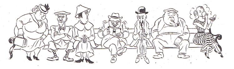 Херлув Бидструп - Зараза. 1961 г. (фрагмент)