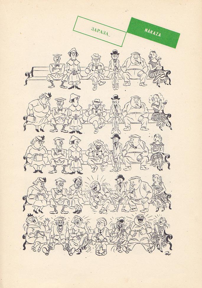 Херлув Бидструп - Зараза. 1961 г.