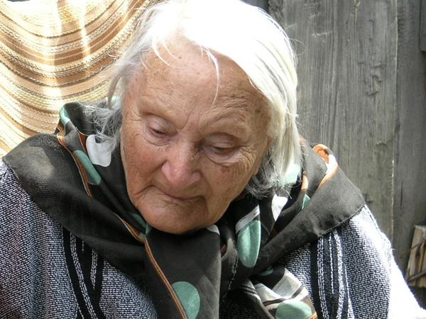 Бабушка (Екатерина Петровна Ковалёва) 2005 год