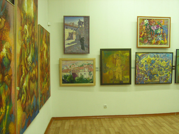 Выставка УРАЛ ХI - 03