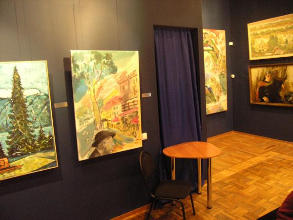 Выставка УРАЛ ХI - 09