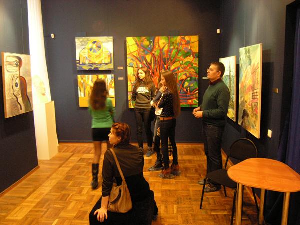 Выставка УРАЛ ХI - 12