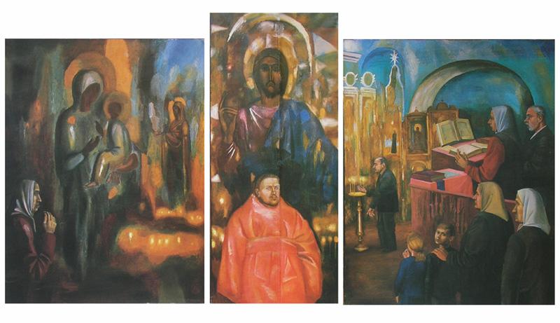 Татьяна Назаренко - Воскресная служба. 1987-88 года