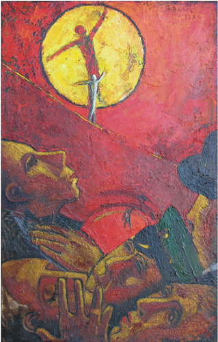 Oleg VLASOV - painting - 4-1
