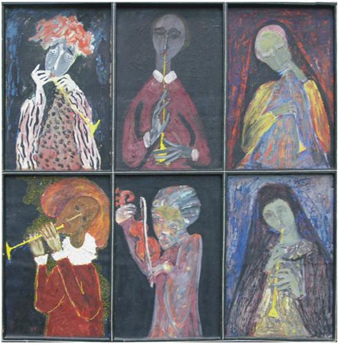 Oleg VLASOV - painting - 7-1