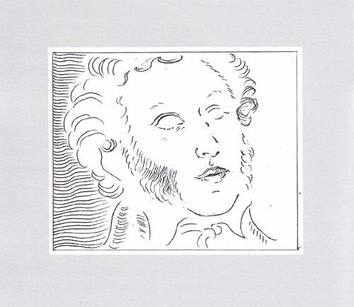 Геннадий РАЙШЕВ - Пушкин. Портрет.1996 г