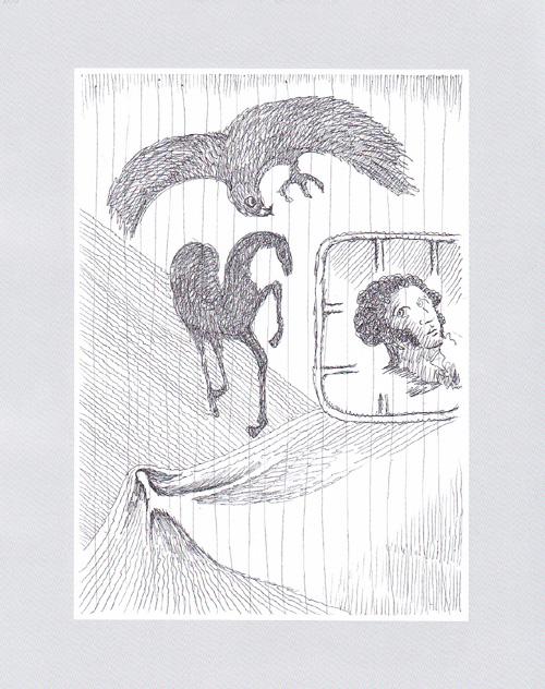 Картинки к стихотворению пушкина узник