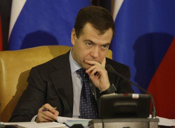 Президент Дмитрий Медведев одобрил идею провести экспертизу по делу против М.Ходорковско