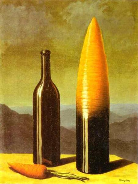 Рене Магритт. Объяснение.1954.