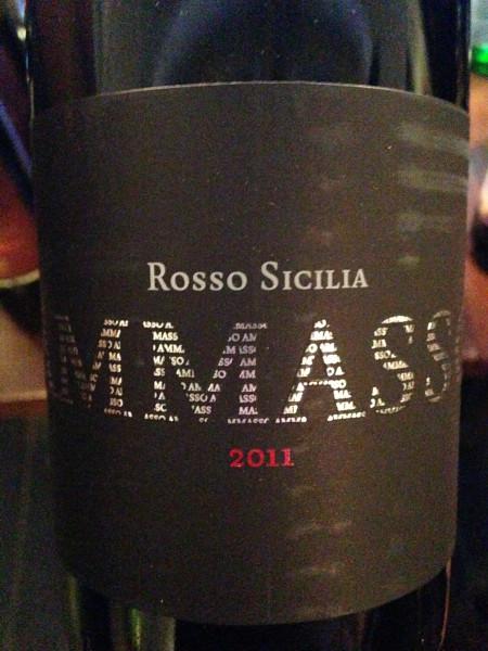 Ammasso IGT Sicily