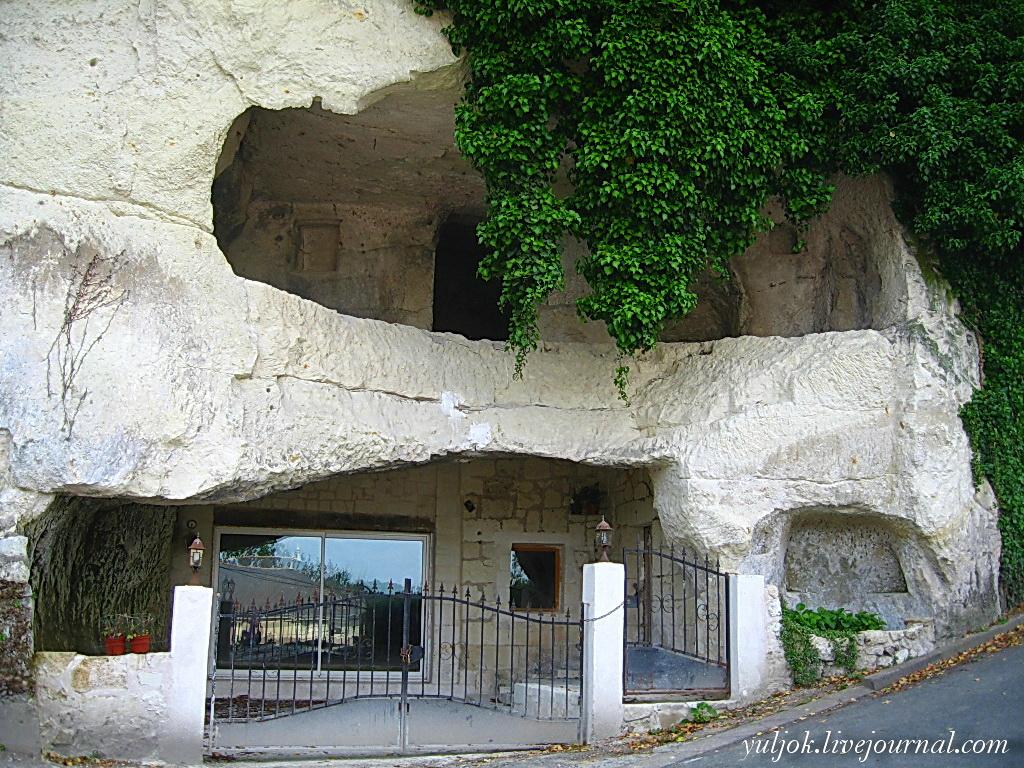 IMG_399 Удивительные дома - наполовину в скалах
