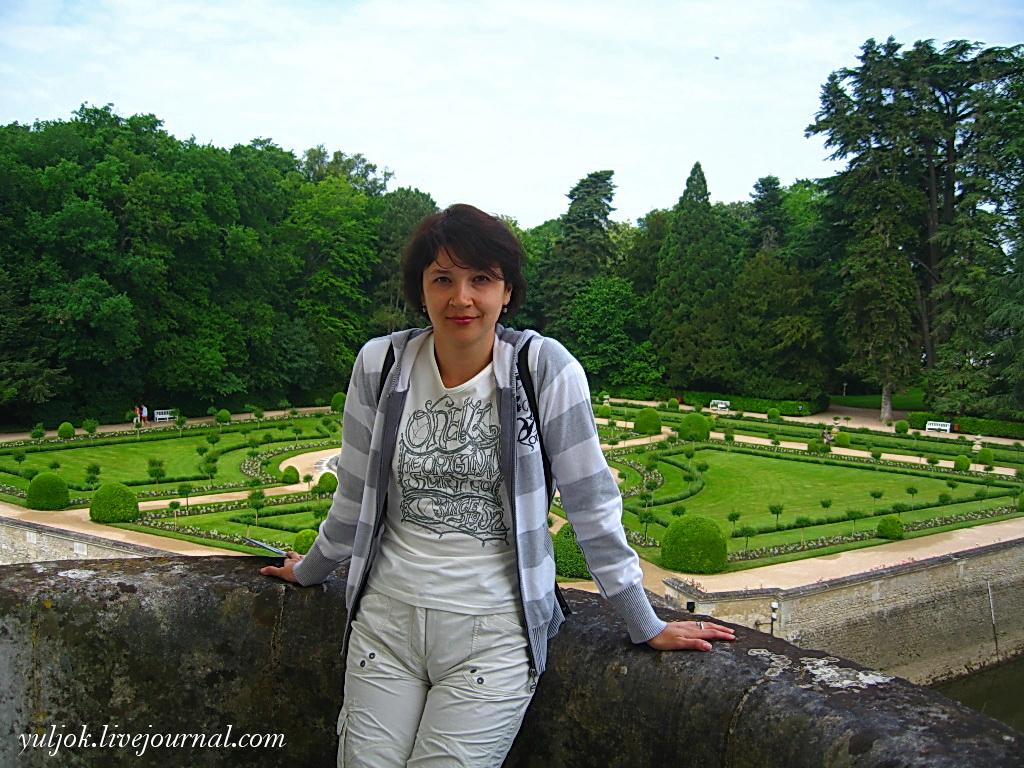 IMG_418 Вид с балкона на сад Дианы Пуатье