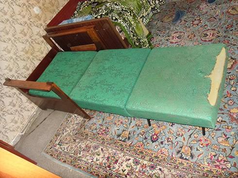 фото советского кресло кровать