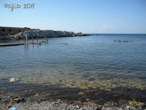 Кам'яний пляж
