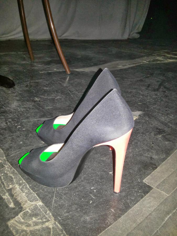 туфли Патриции Каас