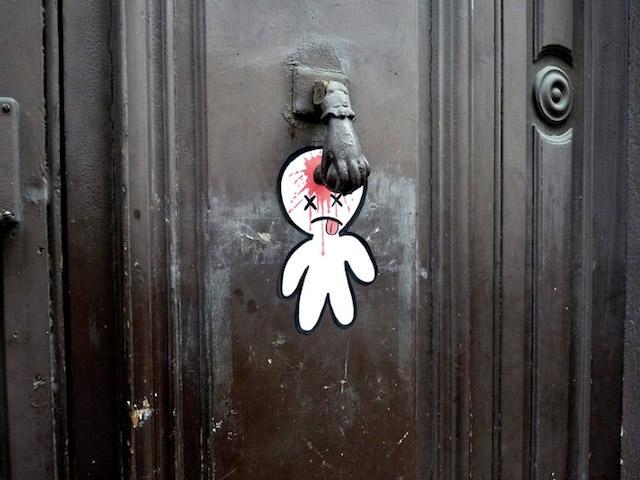 door-street-art