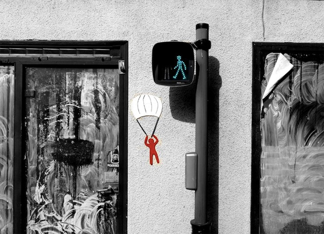 traffic-man-street-art