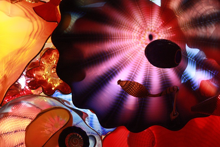 One-Little-Minute-Blog-Birthday-Trip-Chihuly-Glass