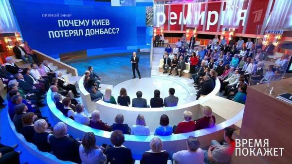 Юрий Подоляка: Что на самом деле происходит на российских политических шоу