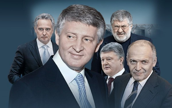 Украинские олигархи против американских глобалистов: или почему приговорен