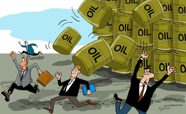 Большая нефтяная война 2020-: Urals -10$ за барр.? Или как из ничего создаются