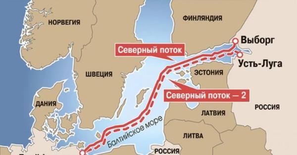 Мировая газовая война XXI века. Северный поток -2: принесет ли он России