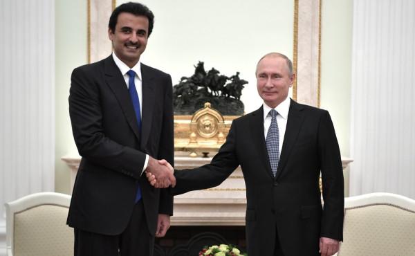 Мировая газовая война XXI века: как Россия превратила Катар из врага в своего