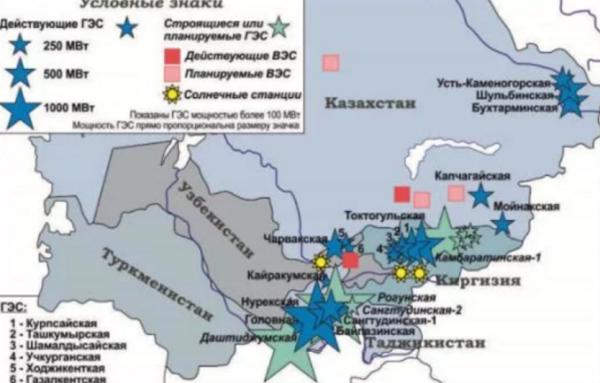 Эпоха перемен: Средняя Азия - от водных «войн» к энергетическому сотрудничеству