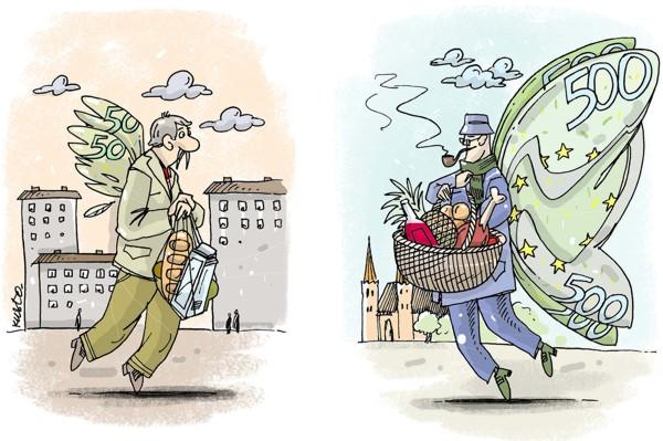 Жизнь в Европе: почему хорошо там, где нас нет?